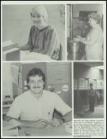 1985 Holdrege High School Yearbook Page 46 & 47
