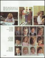 1985 Holdrege High School Yearbook Page 48 & 49