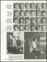 1985 Holdrege High School Yearbook Page 54 & 55