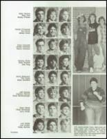 1985 Holdrege High School Yearbook Page 56 & 57