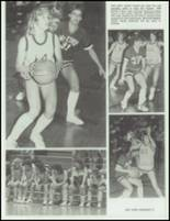 1985 Holdrege High School Yearbook Page 80 & 81