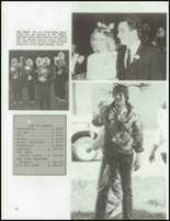 1985 Holdrege High School Yearbook Page 90 & 91