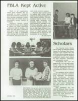1985 Holdrege High School Yearbook Page 106 & 107