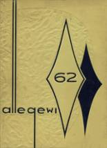 1962 Yearbook Allegany High School