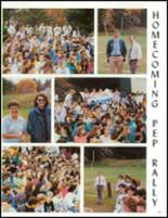 1992 North Smithfield Junior-Senior High School Yearbook Page 16 & 17