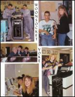 1992 North Smithfield Junior-Senior High School Yearbook Page 20 & 21