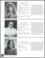 1992 North Smithfield Junior-Senior High School Yearbook Page 30 & 31