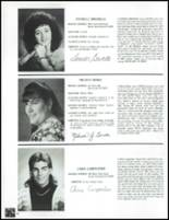 1992 North Smithfield Junior-Senior High School Yearbook Page 32 & 33