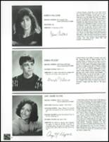 1992 North Smithfield Junior-Senior High School Yearbook Page 38 & 39