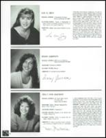 1992 North Smithfield Junior-Senior High School Yearbook Page 42 & 43