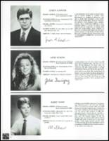 1992 North Smithfield Junior-Senior High School Yearbook Page 60 & 61