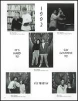 1992 North Smithfield Junior-Senior High School Yearbook Page 68 & 69