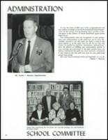 1992 North Smithfield Junior-Senior High School Yearbook Page 70 & 71