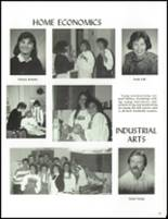 1992 North Smithfield Junior-Senior High School Yearbook Page 72 & 73