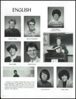 1992 North Smithfield Junior-Senior High School Yearbook Page 74 & 75