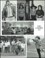 1992 North Smithfield Junior-Senior High School Yearbook Page 84 & 85