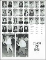 1992 North Smithfield Junior-Senior High School Yearbook Page 88 & 89