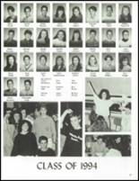 1992 North Smithfield Junior-Senior High School Yearbook Page 90 & 91
