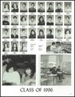 1992 North Smithfield Junior-Senior High School Yearbook Page 96 & 97