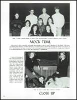 1992 North Smithfield Junior-Senior High School Yearbook Page 104 & 105