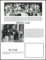 1992 North Smithfield Junior-Senior High School Yearbook Page 110 & 111