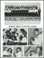1992 North Smithfield Junior-Senior High School Yearbook Page 112 & 113