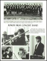 1992 North Smithfield Junior-Senior High School Yearbook Page 114 & 115