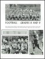 1992 North Smithfield Junior-Senior High School Yearbook Page 122 & 123