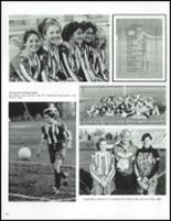 1992 North Smithfield Junior-Senior High School Yearbook Page 126 & 127