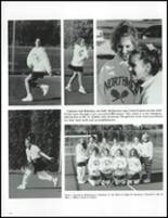 1992 North Smithfield Junior-Senior High School Yearbook Page 128 & 129