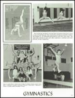 1992 North Smithfield Junior-Senior High School Yearbook Page 140 & 141