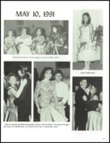 1992 North Smithfield Junior-Senior High School Yearbook Page 144 & 145