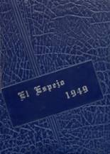 1949 Yearbook McAllen High School