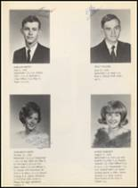 1970 Felt High School Yearbook Page 18 & 19