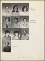 1970 Felt High School Yearbook Page 26 & 27