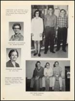 1970 Felt High School Yearbook Page 30 & 31