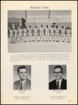 1970 Felt High School Yearbook Page 40 & 41