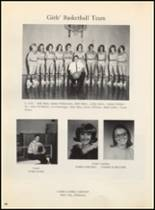 1970 Felt High School Yearbook Page 44 & 45