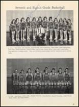 1970 Felt High School Yearbook Page 50 & 51