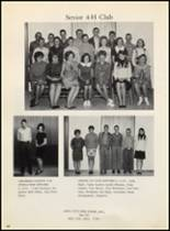 1970 Felt High School Yearbook Page 56 & 57