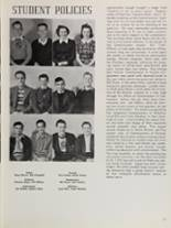 1940 University High School Yearbook Page 24 & 25