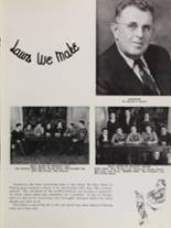 1940 University High School Yearbook Page 26 & 27