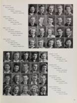 1940 University High School Yearbook Page 34 & 35
