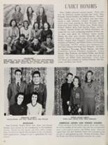 1940 University High School Yearbook Page 38 & 39