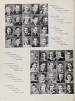 1940 University High School Yearbook Page 40 & 41