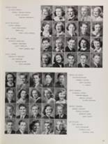 1940 University High School Yearbook Page 42 & 43