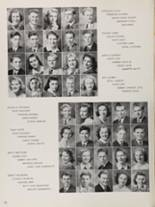 1940 University High School Yearbook Page 44 & 45