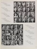 1940 University High School Yearbook Page 46 & 47