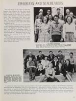 1940 University High School Yearbook Page 48 & 49