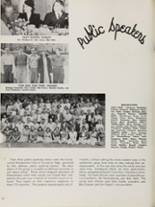 1940 University High School Yearbook Page 100 & 101